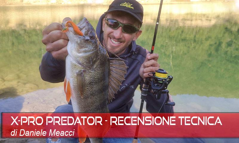 FISHING - X-PRO PREDATOR